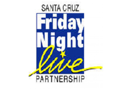 Santa Cruz Friday Night Live Partnership Logo