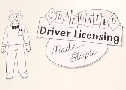 Graduated Driver Licensing Logo