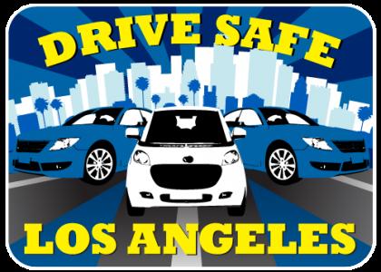 Drive Safe Los Angeles Logo